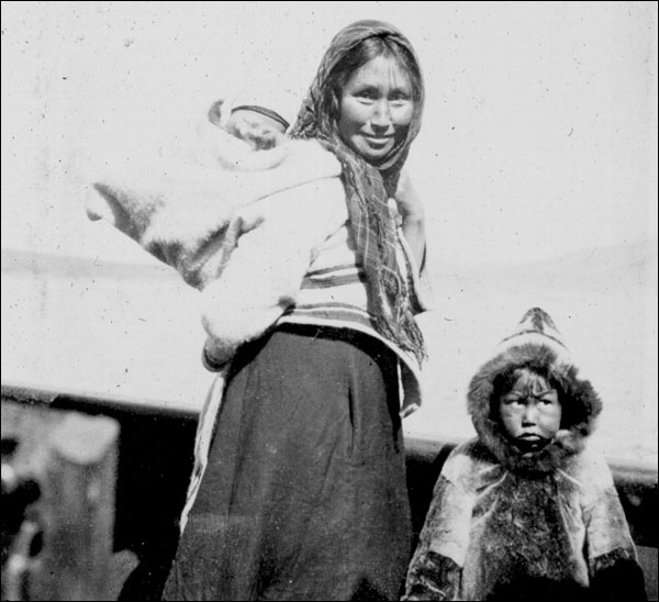 The history of the inuit people