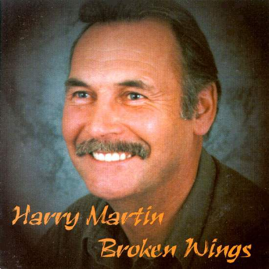 Broken Wings, Harry Martin's second album, was released in 2000.