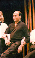 Maxim Mazumdar founded the Stephenville Theatre Festival in 1979.