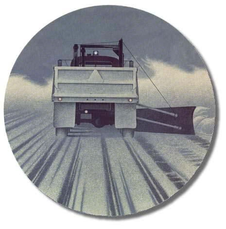 1967 Serigraph, 2/25 48.37 cm diameter