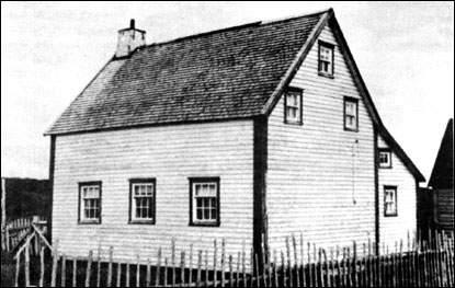 Newfoundland Folk Architecture