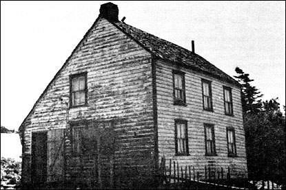 Newfoundland folk architecture for Newfoundland houses