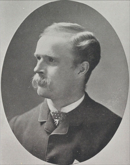 In the late 1890s Morine, Newfoundland's Finance Minister, supported confederation.