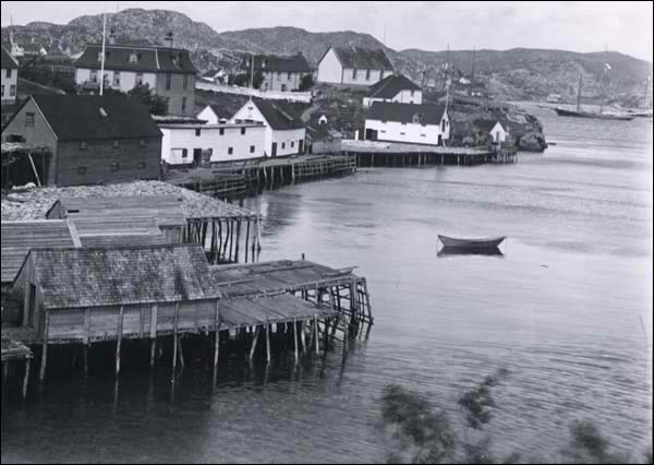 Roads were scarce and boats were the dominant mode of transportation.