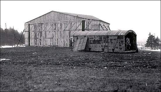 Farming was most successful close to St. John's.