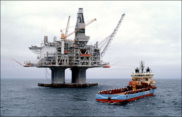 Three oilfields are producing crude oil in Newfoundland and Labrador offshore areas as of 2008 - Hibernia, Terra Nova, and White Rose. A fourth field, Hebron, is set to produce first oil in 2017.
