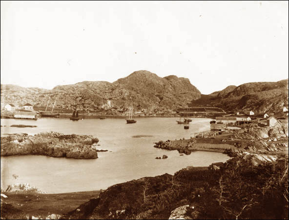 The richness of Newfoundland and Labrador's marine resources encouraged a pattern of coastal settlement during the 19th century.
