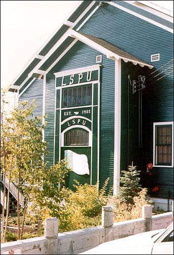 At the beginning of the 20th century the L.S.P.U. was the most successful union in Newfoundland and Labrador.