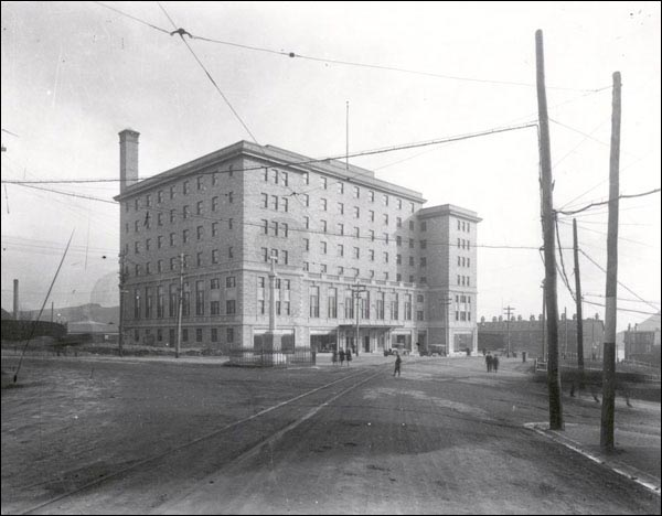 The newfoundland hotel 1920s