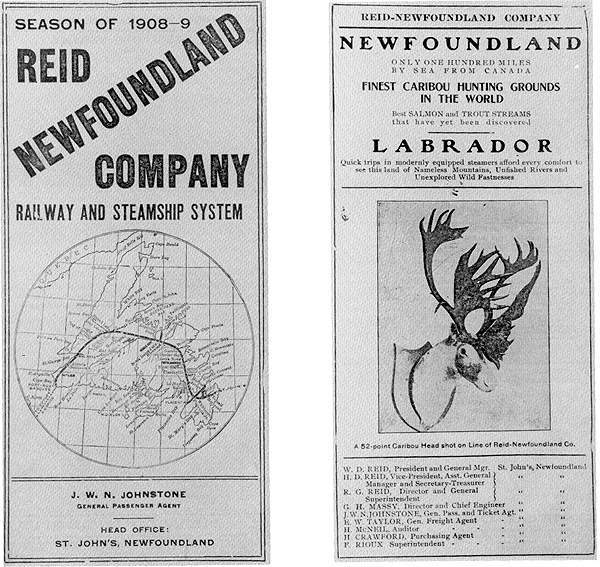 The Reid Newfoundland Company created a lot of controversy throughout the early 1900s.
