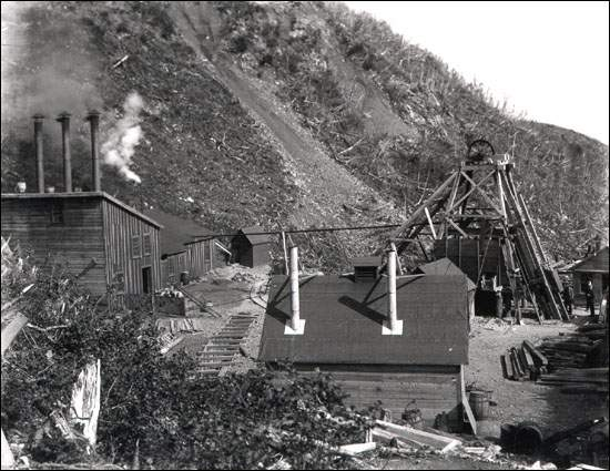 Tilt Cove was at times one of the world's largest producers of copper.