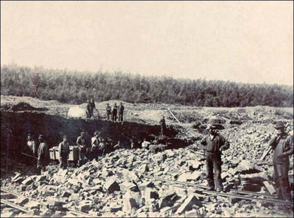 Newfoundland and Labrador's mines, paper mills, and logging operations employed almost exclusively male workers during the first half of the 20th century.