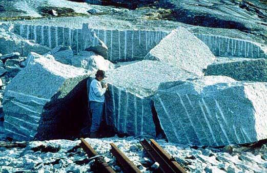 Dimension Stone Building Stone In Newfoundland And Labrador