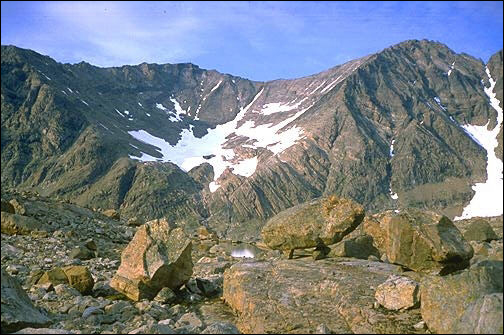 The Torngat Mountains of northern Labrador contain some of the finest examples of alpine glacial landforms in Canada.