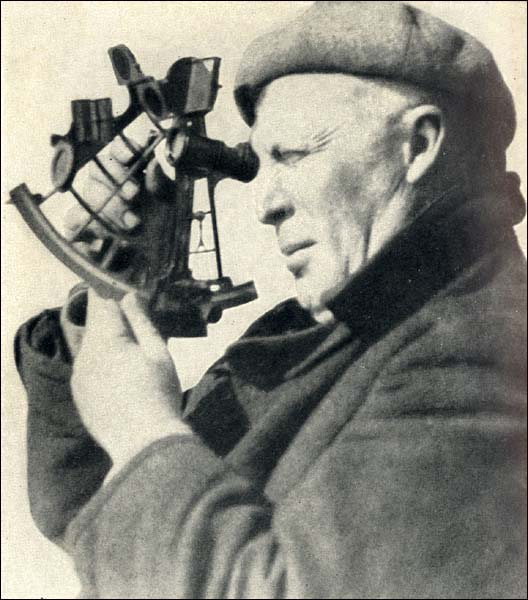 Bob Bartlett visited the Arctic for the first time in 1898 as part of explorer Robert Peary's North Pole expedition. By 1909, Bartlett had accompanied Peary on three separate attempts to reach the North Pole.