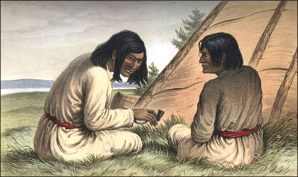 an analysis of the beothuk the aboriginal inhabitants of newfoundland Shawnadithit (nancy, nance april), beothuk b c  shawnadithit was the last  known survivor of the beothuks or red indians, the aboriginals of newfoundland   with the founding of the boeothick institution by prominent citizens of st.