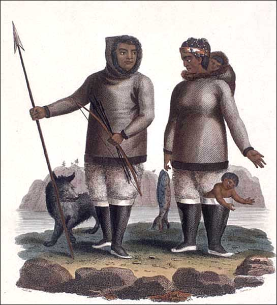 Direct interaction between Newfoundland and Labrador Aboriginal groups and Europeans was limited for much of the 17th and 18th centuries.