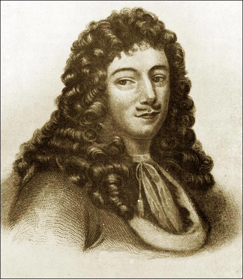 Talon was the first intendant of New France.