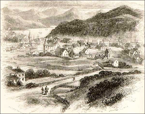 By 1778 there were 1500 people living in Placentia and the surrounding area.