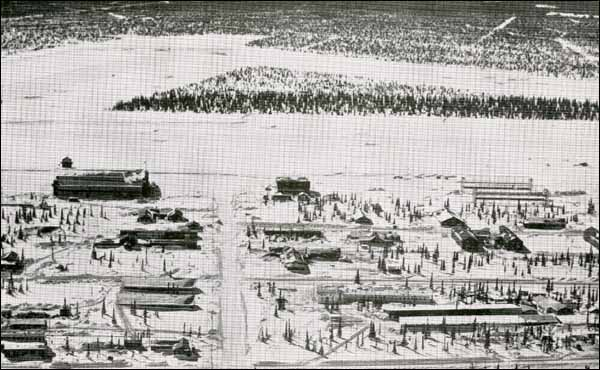 By 1943, the airfield at Goose Bay had become the largest in the Western Hemisphere.