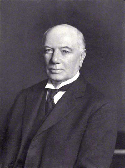 Lord Amulree was appointed chairman of the royal commission by the British Government.