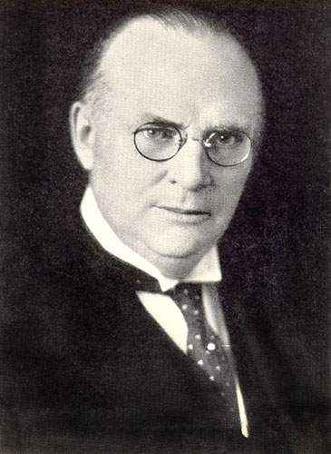 Bennett was the prime minister of Canada from 1930 to 1935.