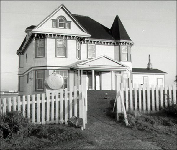 Alphaeus Barbour House is an outstanding example of the Queen Anne Revival style.