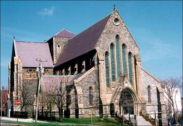 Anglican Cathedral of St. John The Baptist is the mother church of the oldest Anglican parish in North America.
