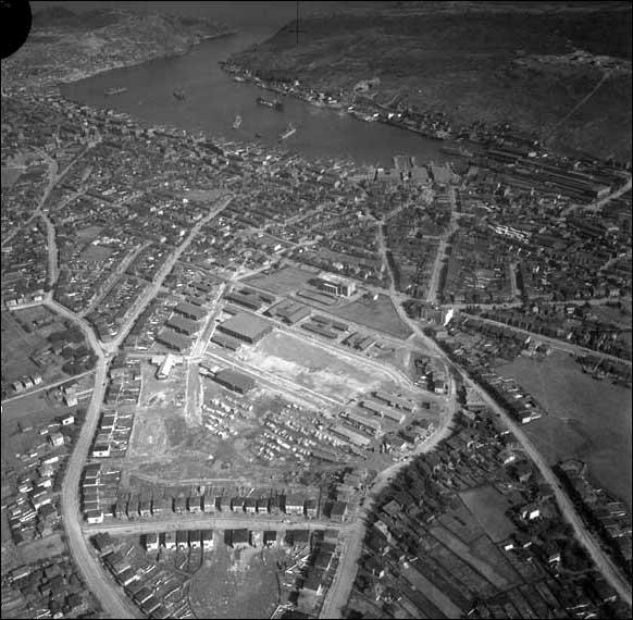 Buckmasters Field Ca 1942