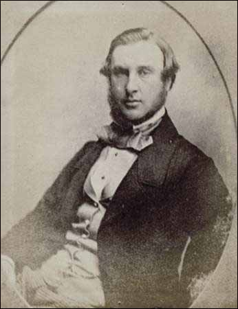 This photograph of Patrick Tasker is the oldest dated photographic image in Archives and Special Collections, taken just 20 years after the invention of photography in 1839.