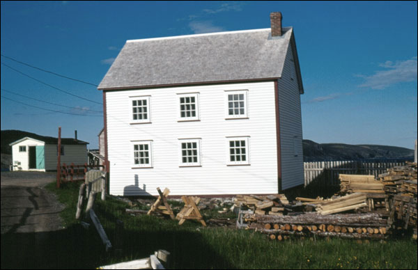 Samuel abbott house and fishing premises bonavista nl for Abbott house