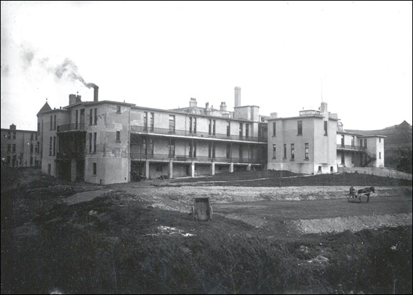 The Commission of Government added a new wing to the General Hospital and established a string of cottage hospitals across the country.