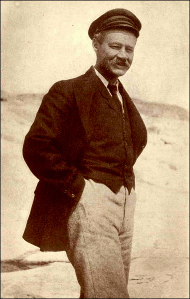 British medical missionary Wilfred Grenfell devoted much of his life to the establishment of regular health-care services in Labrador and northern Newfoundland.