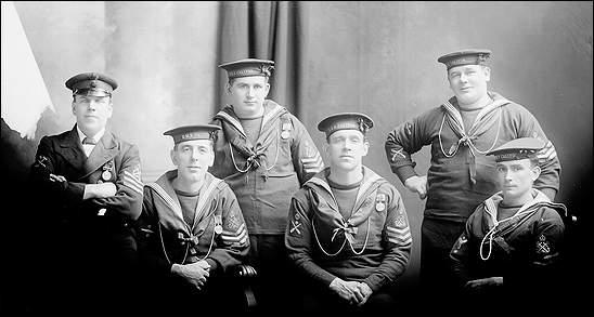 The Newfoundland Royal Naval Reserve
