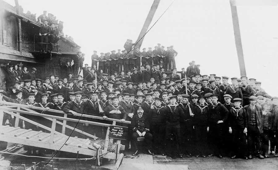 Royal Naval Reserve Nl In The First World War